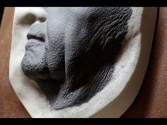 (20) Sculpting Prosthetics: Skin Textures - YouTube