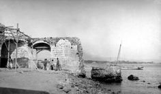 Sea Gate where Bahá'u'lláh and compaions departed in Acre | Bahá'í Media Bank