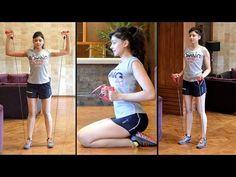 Short Full-Body Workout w/ Resistance Bands   Natalie Jill - YouTube