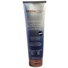Минеральное Fusion, укрепление Кондиционер, для всех типов волос, 8,5 жидких унций (250 мл)