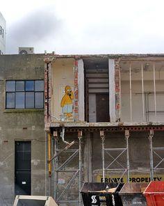 Homer in Christchurch