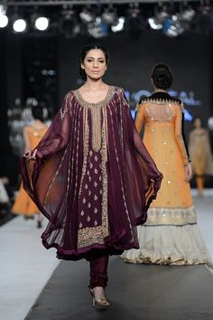 » Project Runway: PFDC L'Oréal Paris Bridal Week Lahore 2012; Day 2 Moments | Secret Closet