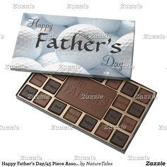 Happy Father's Day/45 Piece Assortment Chocolates