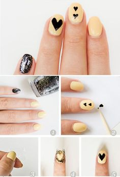 Step By Step Through Wonderful Nails