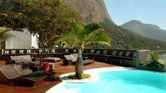 Rio de Janeiro - Hotel-boutique La Suite