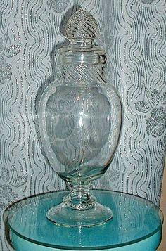Apothecary Jar 15+