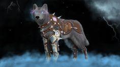 Wolf-sqire