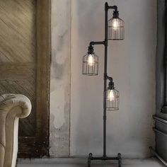 tall lamp cottage - Google Search