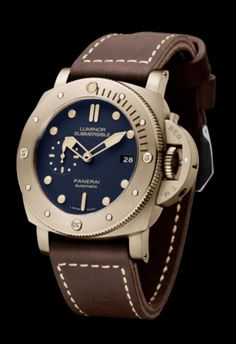 "6b02b7774f22 Officine Panerai Submersible 1950 3 Days Power Reserve Automatic  ""Bronzo""-47mm PAM00671 Πολυτελή"