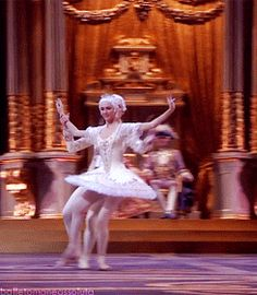GIF Svetlana Zakharova and David Hallberg in the Sleeping Beauty. Whoever says she is ruining ballet with unnecessary showmanship is gonna have to fist fight me Ballet Gif, Ballet Dance Videos, Ballet Dancers, Ballet Photos, Dance Photos, Dance Pictures, Svetlana Zakharova, Ballet Theater, Ballerina Dancing