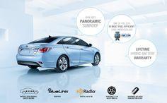 Why drive the #Hyundai #Sonata Hybrid? We have the answer!