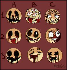 Art Challenge, Drawing Challenge, Art Memes, Drawing Expressions, Facial Expressions, Poses References, Art Base, Drawing Base, Drawing Practice
