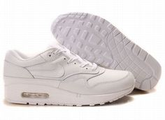 new products 82e85 499a3 Hot Sale! Mens Nike Air Max 1 White White Shoes Cheap,cheap Nike Air Max  Shoes,wholesale Nike Air Max Shoes,discount Nike Air Max Shoes, sale Nike  Air ...