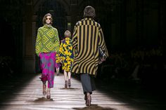 "Modeconnect.com Fashion News – February 27, 2014 – ""Two strong words to define Dries Van Noten's show on Wednesday: optical illusion"" Suzy Menkes"