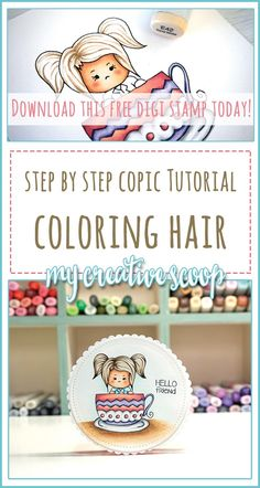 Coloring Hair Tutorial