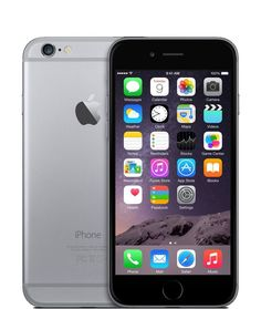 iPhone 6 Black & Space Gray. My current phone. Aside from screen size, there isn't much about it that's better than the 5s, but I'm enjoying it.