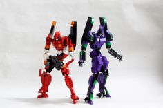 """""""lego evangelion"""" by smarket: Pimped from Flickr"""