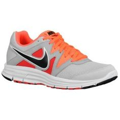 Nike LunarFly + 3 - Women's - Running - Shoes - Pure Platinum/Bright Mango/Action Red/Black