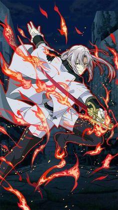 Ferid Bathory | Owari No Seraph | Seraph of the End | ♤ #anime ♤