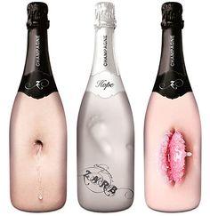 Zarb: the artsy bubbly bottle