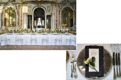 The Most Lavish Italian Wedding We've Seen In Ages - Chic Italian Wedding in Venice