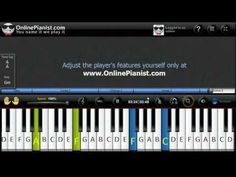 How to Play Love The Way You Lie by Eminem ft. Rihanna Piano Tutorial ...
