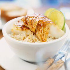Découvrez la recette Filets de cabillaud sauce citron sur cuisineactuelle.fr.