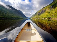Where I want to be... can you imagine the sounds? the smell, the feel of the oar in you hand