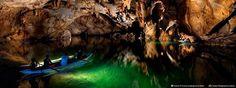 Podzemná rieka Puerto Princesa, Filipíny