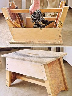 Carry Bench/toolbox