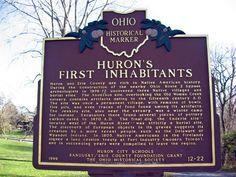 Huron Ohio Historic Marker