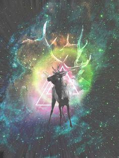 psychology of the deer