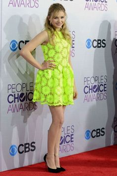 People's Choice Awards - Chloe Grace
