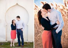 engagement photography by Claire Marika Photography