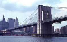 New York City, 1967 by gbaku, via Flickr