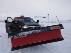 Nick Cappa Snow Plowing Tips Shoveling Snow, Snow Plow, Ram Trucks, Vroom Vroom, Car Photos, Just In Case, Transportation, Safety, Cars