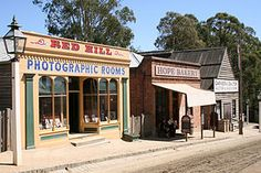 Sovereign Hill, Ballarat - the best place in the world to get married