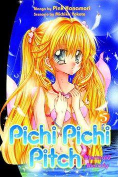 Pichi Pichi Pitch: Mermaid Melody #5 by Pink Hanamori
