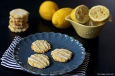 ricotta zitronen plätzchen / ricotta lime cookies Macarons, Grill Pan, Ricotta, Grilling, Muffin, Cookies, Dinner, Breakfast, Kitchen