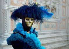 Venetian Masquerade Costumes