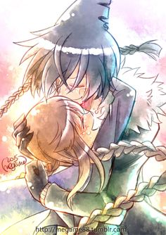 Wadanohara and the Great Blue Sea Fanart Wadanohara and Samekichi Alice Mare, Chibi Anime, Mad Father, Corpse Party, Rpg Horror Games, Fanart, Cute Games, Grey Gardens, Witch House