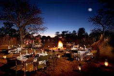 Enjoy beautiful nights at Mokuti Etosha Lodge. http://www.accommodation-in-southafrica.co.za/Namibia/Tsumeb/MokutiEtoshaLodge.aspx