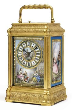 George Nelson, Eames, Carriage Clocks, Grandfather Clock, Antique Clocks, Decoration, Porcelain, Brass, Architecture