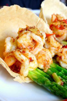 Stir-fried Shrimps @ 喜來登吉隆坡帝國酒店Sheraton Imperial Kuala Lumpur