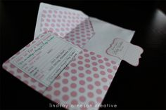 Library Themed Baby Shower Invitations - to order, contact lindsayarneson@gmail.com