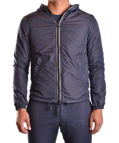 DUVETICA Duvetica Men'S Mcbi109015O Blue Polyamide Outerwear Jacket'. #duvetica #cloth #coats & jackets