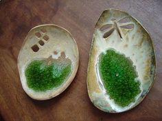 Saboneteira cerâmica - artesanum com