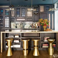 Celebrity Homes: John Legend and Chrissy Teigen's New York City Home