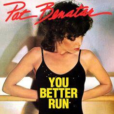 Pat Benatar 45 RPM Cover 80s Album Covers, Pat Benatar, Rock Videos, 80s Music, Vintage Records, Classic Rock, Childhood Memories, Blues, Sexy Women