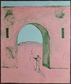 SCHÜTTE Thomas, né en 1954 Sans titre, 1985   Adjugé 14 500 euros par l'Hôtel des ventes du Marais à Saint-Etienne le 19 juin 2014